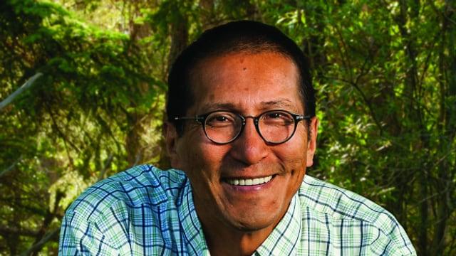 Richard Wagamese gilt als einer der bedeutendsten indigenen Autoren Kanadas.