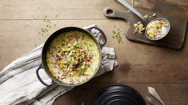 Die Suppe gehört zu den ältesten Mahlzeiten der Welt.