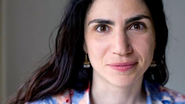 Hat in Klagenfurt den 3sat-Preis gewonnen: Schriftstellerin Dana Grigorcea.