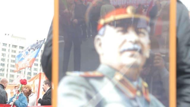 Unter Putin wird Stalin in Russland wieder salonfähig.