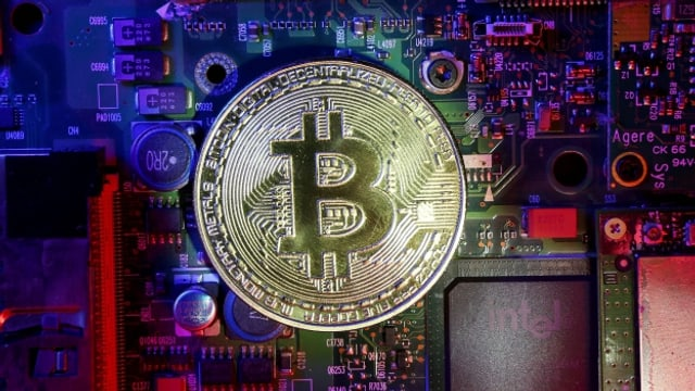Blockchain heisst die Technologie hinter den Bitcoins.