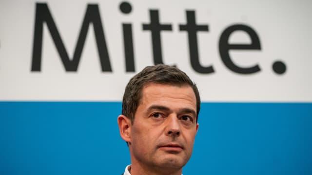 Mike Mohring, Landesvorsitzender der CDU in Thüringen