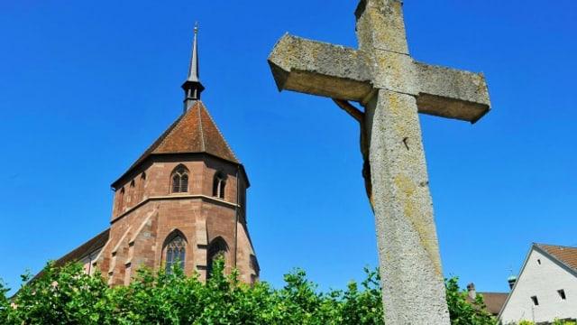 Das Verenamünster zieht hunderte Kopten am 1. September nach Bad Zurzach.