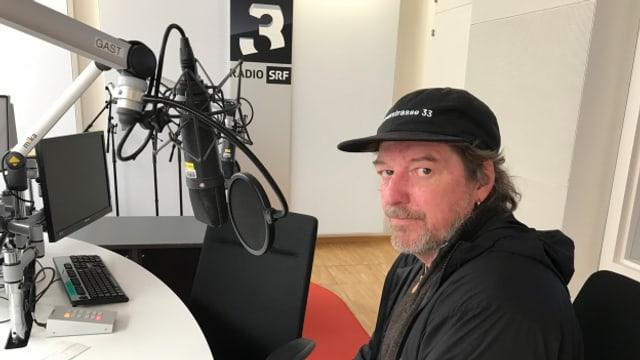Daniel «Düx» Fontana vom Bad Bonn Düdinen