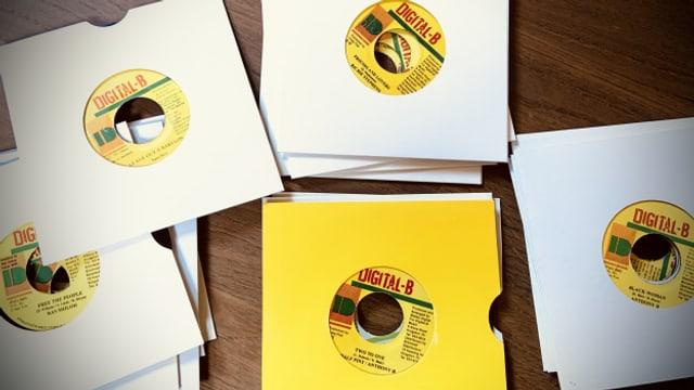 Digital-B - das Label des jamaikanischen Produzenten Robert Dixon