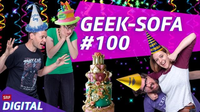 Geek-Sofa #100