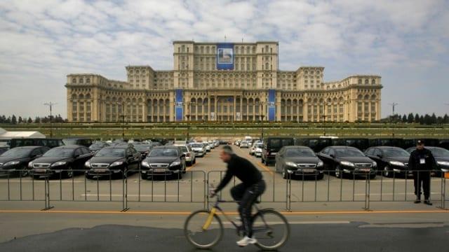 Grössenwahn? Der Palast von Bukarest ist unfassbar gross