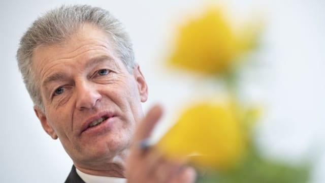 Heinz Karrer, Präsident economiesuisse.