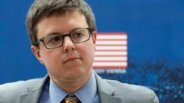 Peter Rough. Der US-Politologe arbeitete unter George W. Bush im Büro für strategische Angelegenheiten. Heute ist er bei der konservativen Denkfabrik «Hudson Institute» in Washington D.C. angestellt.