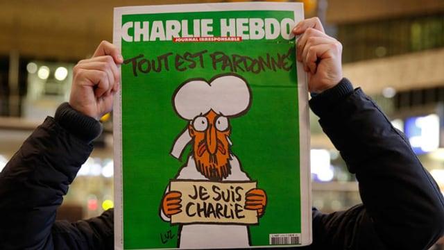 Prozessbeginn Zum Anschlag Auf Charlie Hebdo Rendez Vous Srf