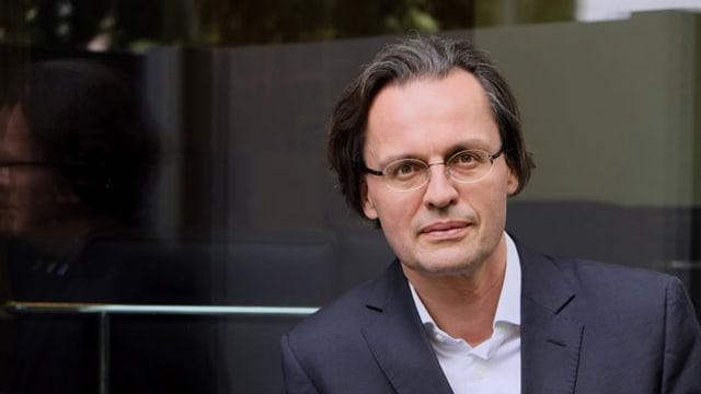Bernhard Pörksen, deutscher Medienwissenschaftler.