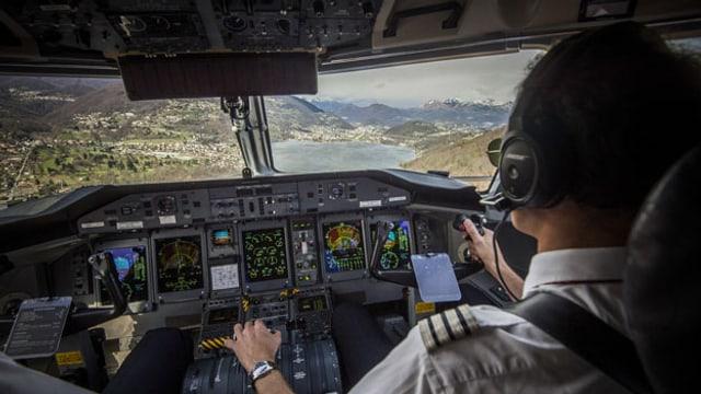Traumberuf ade: Immer mehr arbeitslose Piloten.