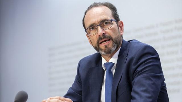 Pascal Strupler, Direktor des Bundesamtes für Gesundheit.