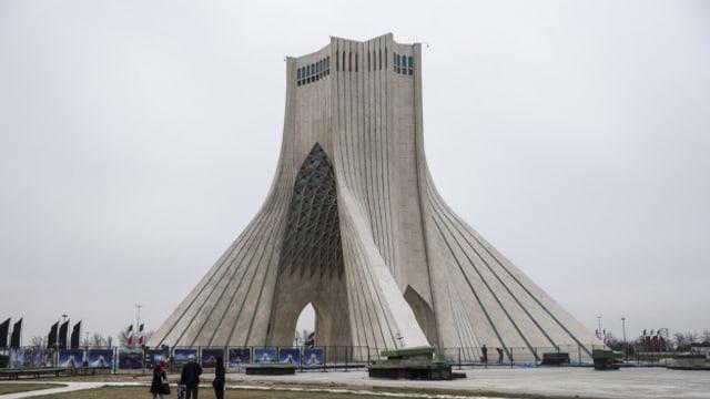 In Teheran sitzt Nasrin Sotudeh im Gefängnis.
