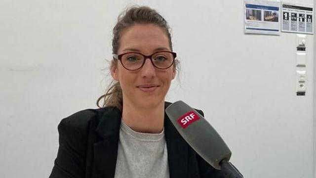 Isabel Martínez.