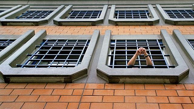 Erstmals ist auf einer Statistik ersichtlich, aus welchen Ländern Straffällige stammen.