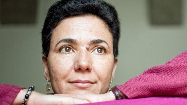 Saida Keller-Messahli.