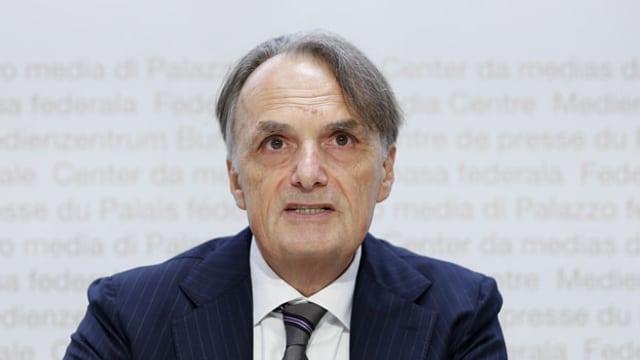 Mario Gattiker, Staatssekretär für Migration.