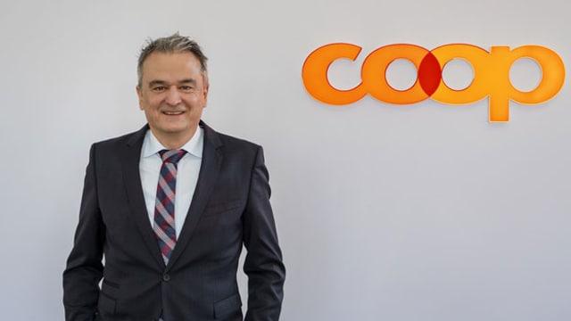 Coop-Chef Joos Sutter.
