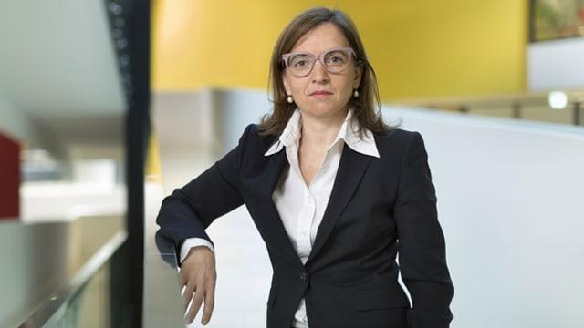 Philomena Colatrella, CEO der CSS und Vizepräsidentin des Verbandes Curafutura