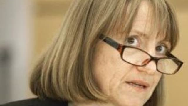 Ökonomie-Professorin Irmi Seidl.