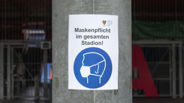 Masken- und ID-Pflicht und keine Stehplätze. Ab 1. Oktober sind in der Schweiz wieder Grossveranstaltungen erlaubt.