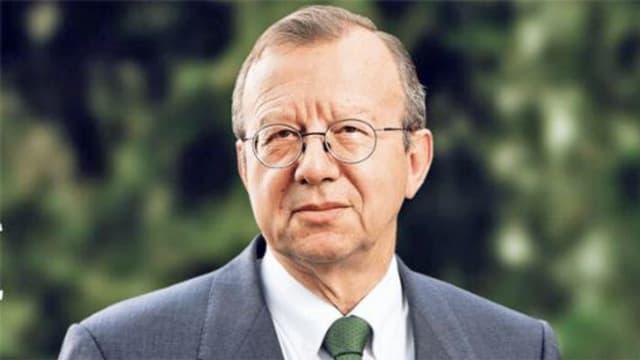 Paul Widmer kennt nicht nur das Europa-Dossier genau, sondern auch die Mechanismen solcher Verhandlungen.