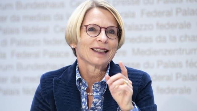 Livia Leu soll das Rahmenabkommen aushandeln