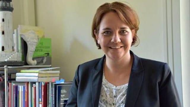 Yvonne Ribi: Die Geschäftsführerin des Berufsverbands der Pflegefachleute SBK.