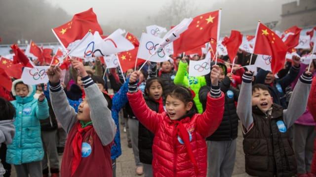 Noch 500 Tage bis zu den Olympischen Spielen in Peking
