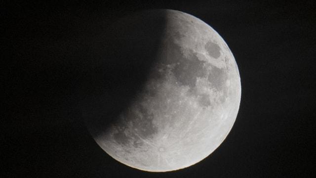 Um den Mond rankten sich früher die wildesten Spekulationen.