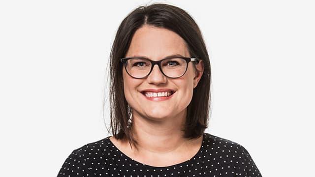 SRF Musikwelle-Moderatorin Fränzi Haller.