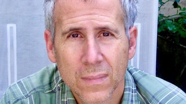 Filmemacher, Musikproduzent und Perkussionist Cyrill Schläpfer.