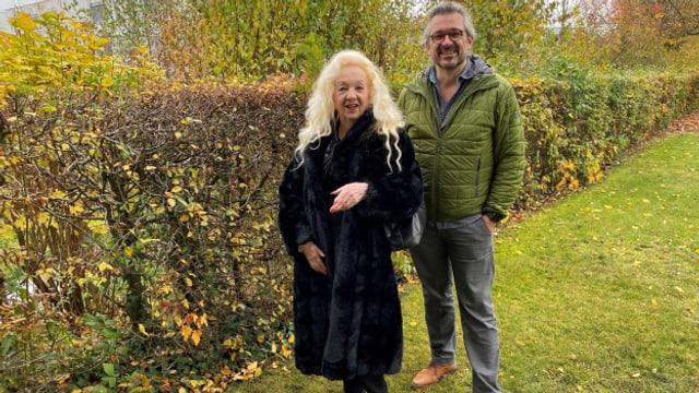 Koloratur-Jodlerin Bea Abrecht ist Gast bei Dani Häusler im «SRF Musikwelle Brunch».