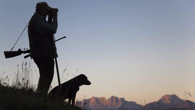Herbstzeit ist Jagdzeit - und damit auch Zeit für Jagdhornmusik.