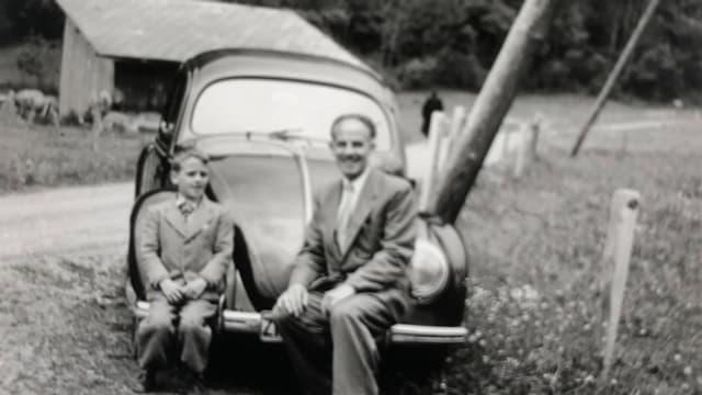WAM's Vater arbeitete als Schriftsetzer bei der NZZ.