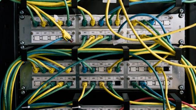 Ein Router