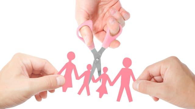 Video «Scheidungskinder - arme Kinder?» abspielen