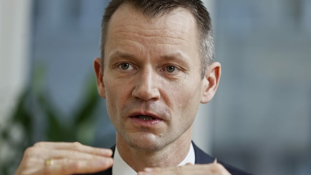 UBS-Chefökonom Daniel Kalt.