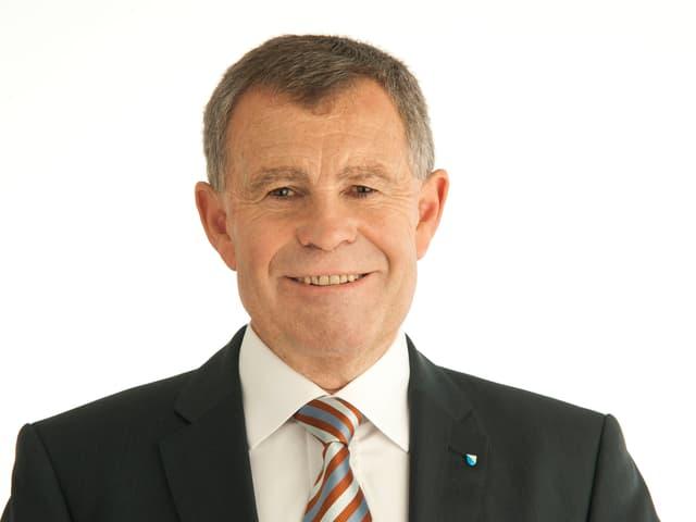 Porträt Ernst Stocker