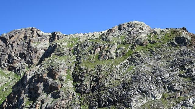 Territori alpin.