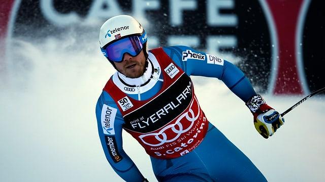Il Norvegias Kjetil Jansrud.