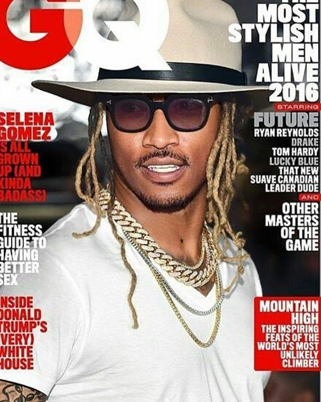 Cover von GQ