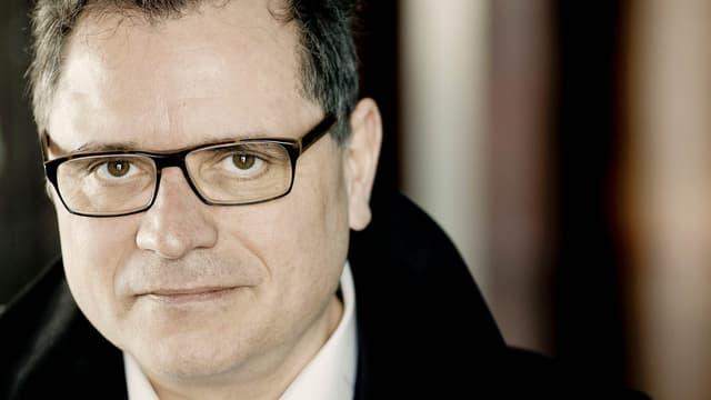 Michael Haefliger, der Intendant des Lucerne Festivals.