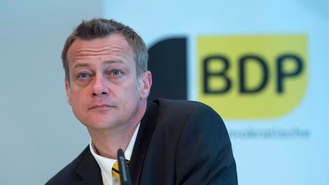 BDP-Präsident Martin Landolt