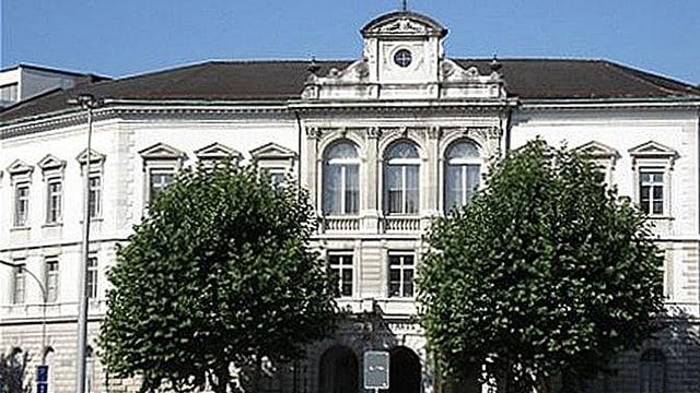 Gebäude Amtsgericht Bucheggberg-Wasseramt