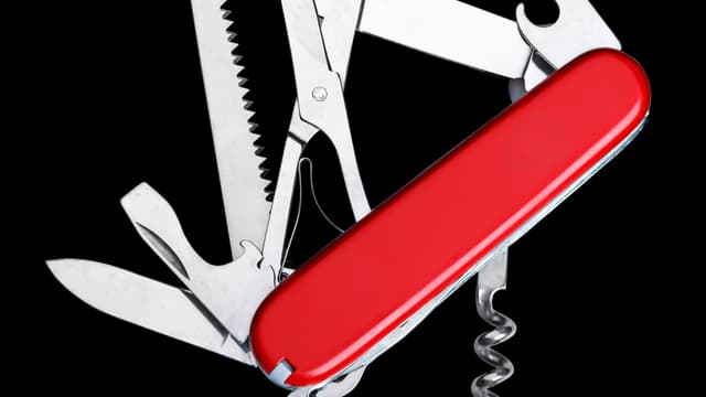 Mehrzweckmesser