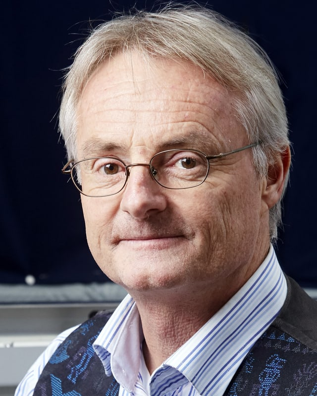 Portraitaufnahme von Prof. Martin Grosjean