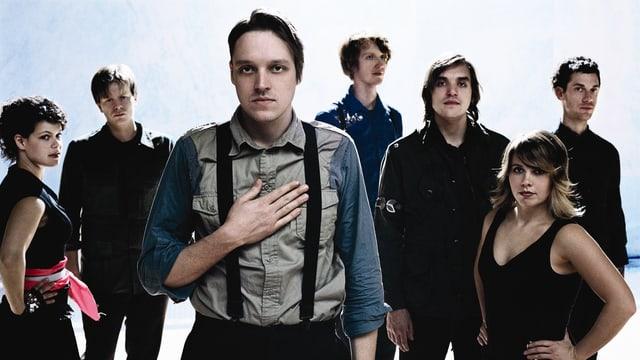 Arcade Fire beweisen, dass man den Zeitgeist auch fernab des sogenannten Mainstreams treffen kann.