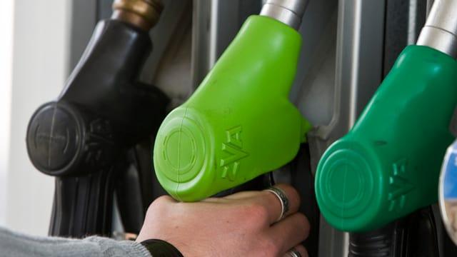 distributur da benzin